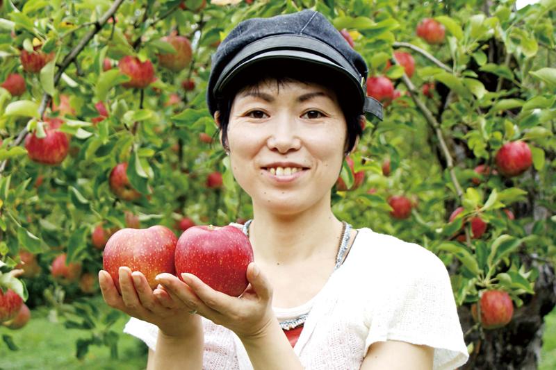 新規就農者のパパと果樹園を営むママをご紹介します。