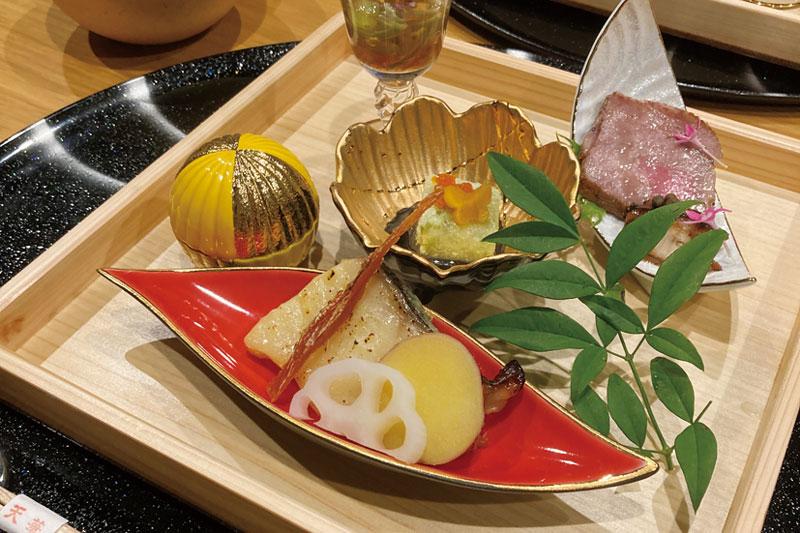 鮮やかな日本料理で、日常の暮らしに華を添えて